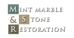 Mint Marble and Stone Restoration Logo