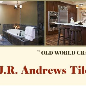J.r. Andrews Tile & Stone Co. Logo