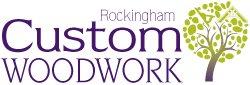 Rockingham Custom Woodwork LLC Logo