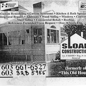 Sloan Construction Cover Photo