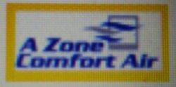 A Zone Comfort Air LLC Logo