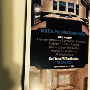 Jeff Co Premier Contracting LLC Cover Photo