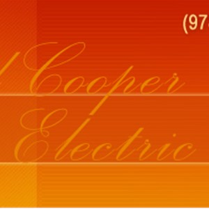 David Cooper Electrician Logo