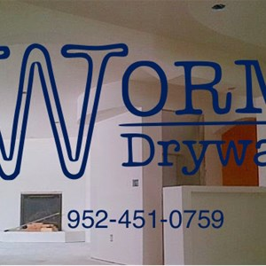 Worm Drywall Cover Photo