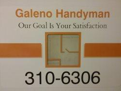 Galeno Handyman Logo