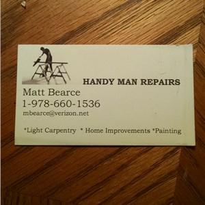 Handyman Repairs Logo