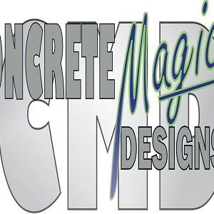 Concrete Magic Designs Cover Photo