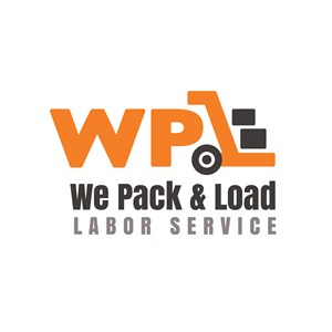 W P and L Moving Solutions, LLC. Logo