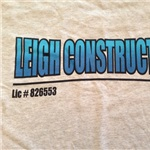 Leigh Construction Cover Photo