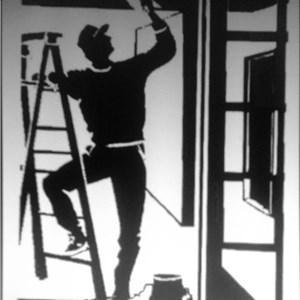 noe montenegro professional painting Logo