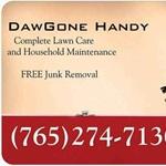 Dawgone Handy Logo