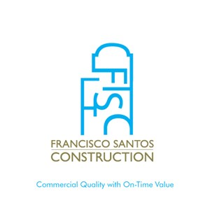 Francisco Santos Construction, Inc. Logo