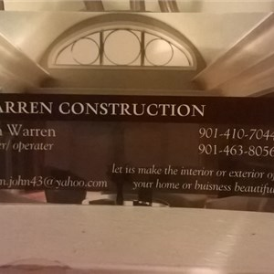 Warren Painting and Restoration Logo