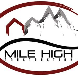 Mile High Construction Logo