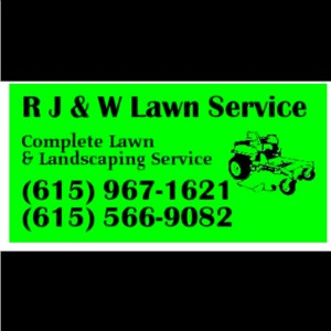 Rj & W Lawn Service and More Cover Photo