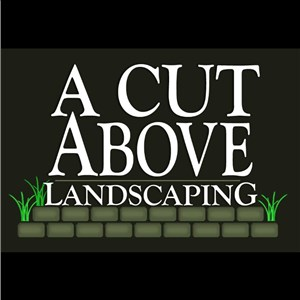 A Cut Above Landscaping Logo