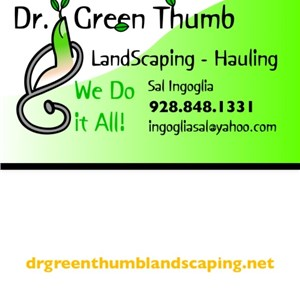 Dr. Green Thumb Cover Photo