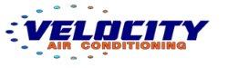 Velocity Air Conditioning, Inc. Logo
