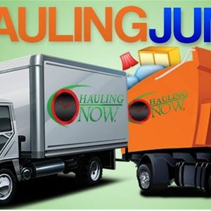 Hauling now Logo