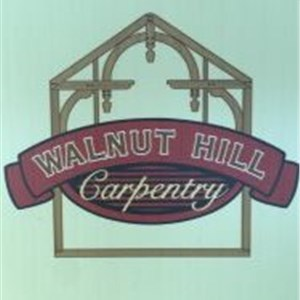 Walnut Hill Carpentry Logo