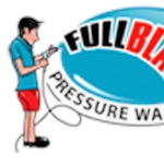 Full Blast Pressure Washing LLC Logo