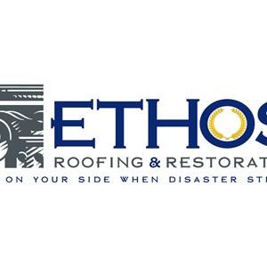 Ethos Roofing & Restoration, LLC Logo