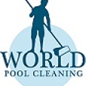 World Pool Cleaning Logo
