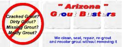Arizona Grout Busters Logo