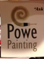 Powe Painting Co Logo