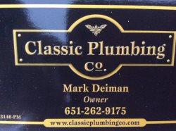 Classic Plumbing LLC Logo