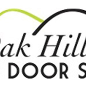 Oak Hill Garage Doors Logo