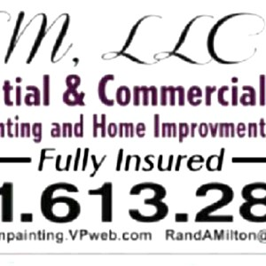 Rsm Residential/ Commercial Custom Painting and Home Improvement, LLC Logo
