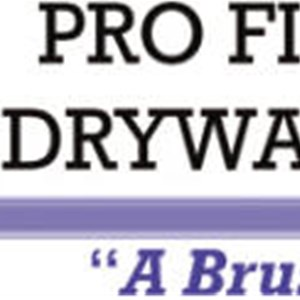 Pro Finish Painting And Drywall Inc Logo