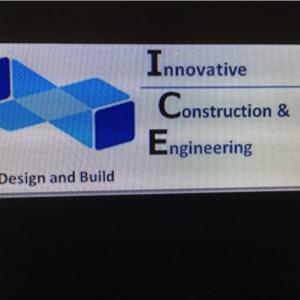 Innovative Construction & Engineering (ICE) Logo