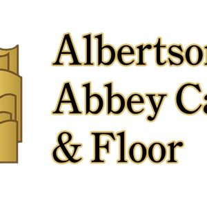 Albertsons Carpet Cleaning & Sales Logo