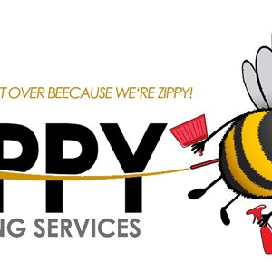Zippy Commercial Cleaning Logo