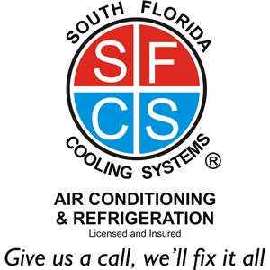 S Florida Cooling System INC Logo