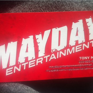 Mayday Painting Cover Photo