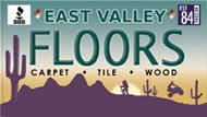 East Valley Floors Inc. Logo
