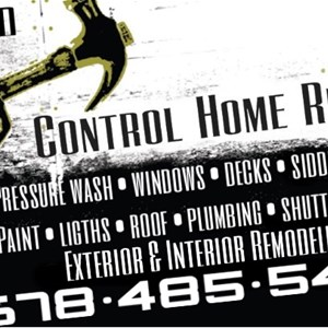 Control Painting Services Logo