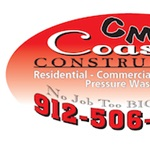 Cm Coastal Construction Logo