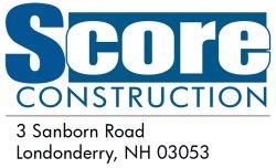 Score Construction Inc Logo