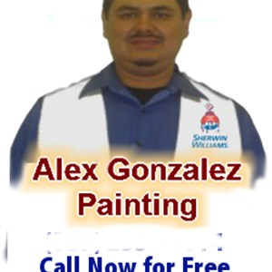 Handy Alex Gonzalez Painting & Remodeling Logo