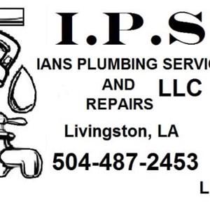 Ips Ians Plumbing Service and Repairs Logo