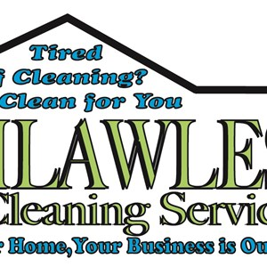 Phlawless Cleaning Service Logo
