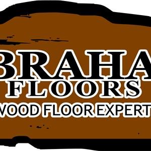 Wood Floor Installation Contractors Logo