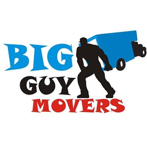 Big Guy Movers Logo