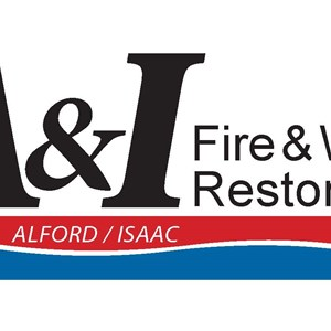 A & I Fire & Water Restoration Logo