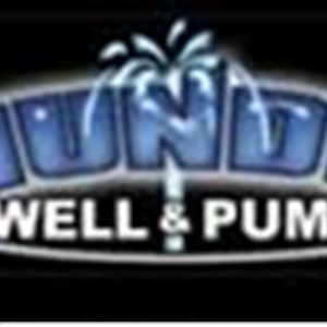 Thunder Well And Pump Logo