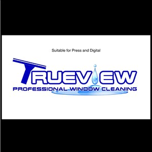 TrueView Professional Window Cleaning LLC Logo